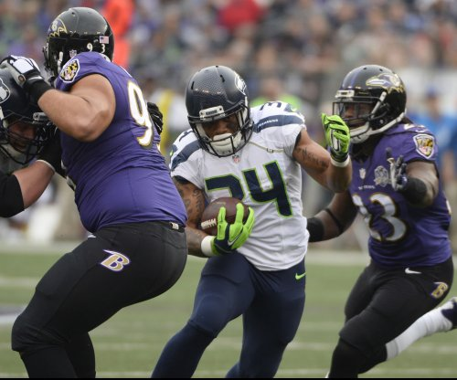 Fantasy Football: Seattle Seahawks' Thomas Rawls ruled OUT vs. San Francisco 49ers