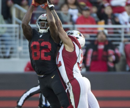 Concussion lands San Francisco 49ers WR Torrey Smith on IR