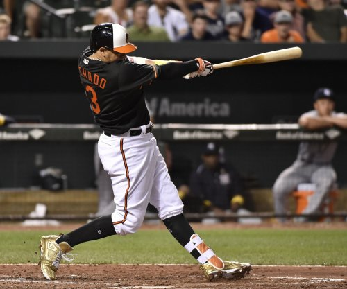 Seth Smith, Manny Machado homers power Baltimore Orioles past New York Yankees