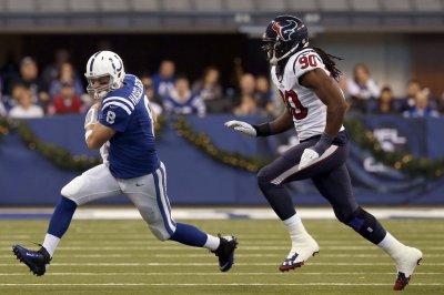 Houston Texans' Anthony Weaver: 'Very limited' Jadeveon Clowney looks 'great'