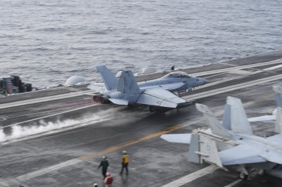 Boeing nets $163.9M to modernize Super Hornets for U.S. Navy