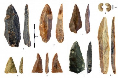 Pioneering Homo sapiens produced earliest modern artifacts in Europe