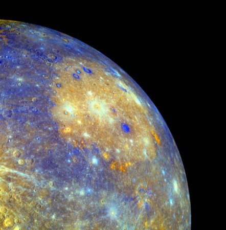 Photos, data reveal Mercury's secrets
