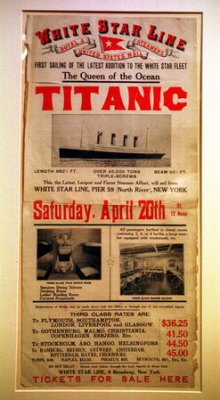 Anniversary of Titanic launch celebrated