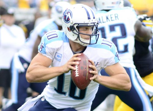 Titans QB Jake Locker to miss rest of season with foot injury