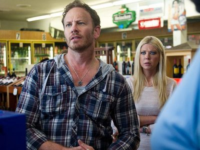 Ian Ziering and Tara Reid returning for 'Sharknado' sequel