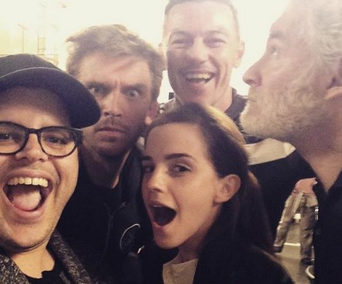 Josh Gad shares photo from 'Beauty and the Beast' set