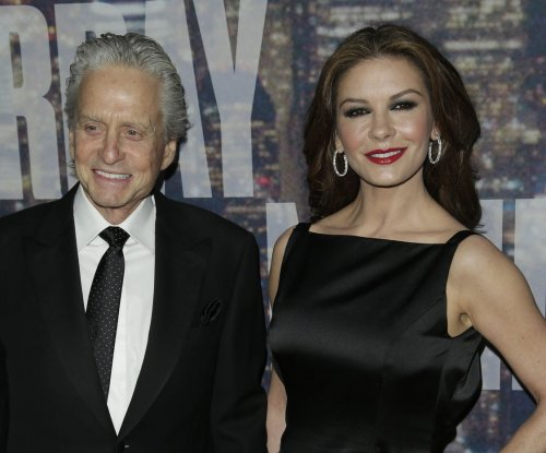 Michael Douglas, Catherine Zeta-Jones have officially reconciled