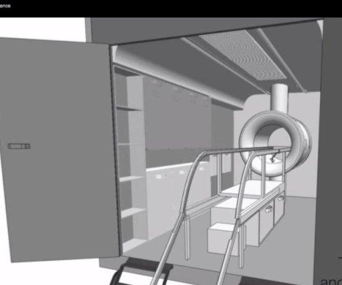 Researchers design transportable MRI machine
