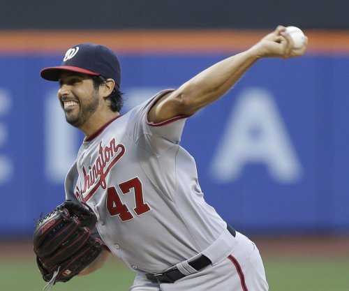 Washington Nationals win fourth straight