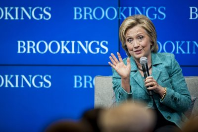 Clinton fires back at GOP, says candidates are in 'race to the bottom' on women's rights