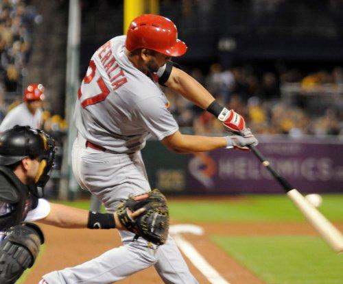 St. Louis Cardinals SS Jhonny Peralta has surgery, is out until midseason