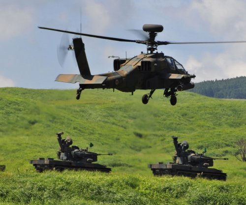 Boeing $922M contract for Apache helicopter upgrades