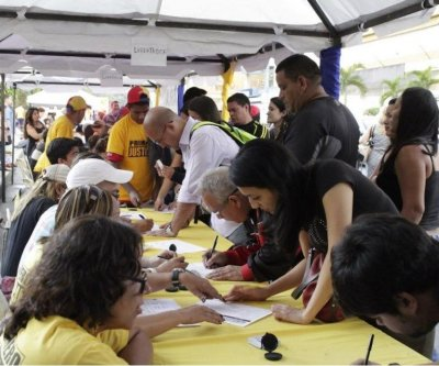 Maduro recall petition in Venezuela gets 200% more signatures than needed