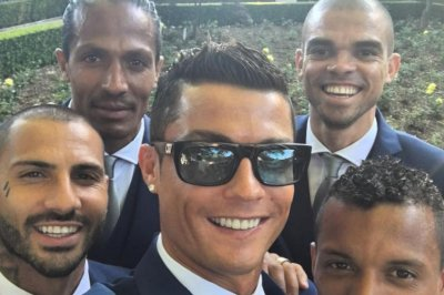 """Cristiano Ronaldo: Forbes names Portugal star """"highest paid athlete"""""""