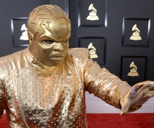 CeeLo Green gold Grammy outfit is introduction to alter-ego Gnarly Davidson
