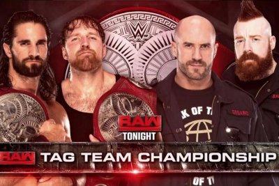 WWE Raw: The New Day distracts The Shield, Braun Strowman fights The Miz