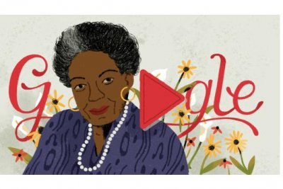 Google celebrates the life of Maya Angelou with new Doodle