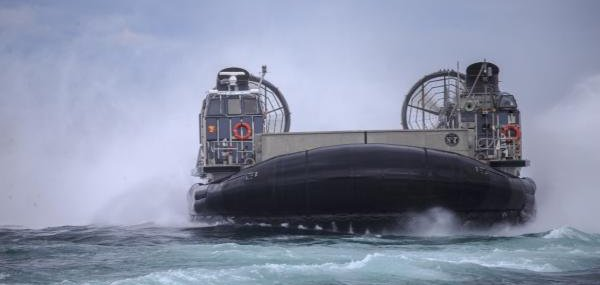 Rolls-Royce to supply engines for new LCAC 100 assault