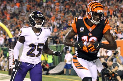 NFL notebook: Bengals' Green downgraded to doubtful