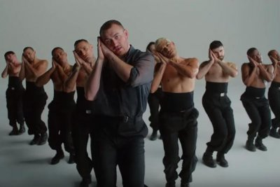 Sam Smith dances in 'How Do You Sleep?' music video