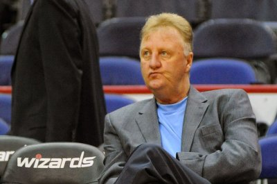 NBA great Larry Bird takes issue with artist's tattoo-covered mural
