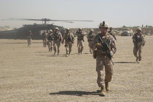 Pentagon identifies soldiers killed in Afghan chopper crash