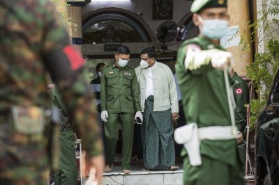 U.N. envoy urges Security Council to unite in support of Myanmar democracy
