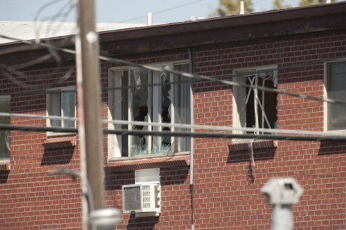 Bomb danger in Colo. apartment reduced