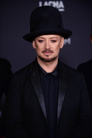 Culture Club cancels reunion tour after Boy George discovers throat polyp