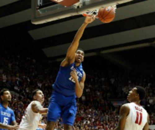 Vanderbilt seeks upset of No. 1 Kentucky