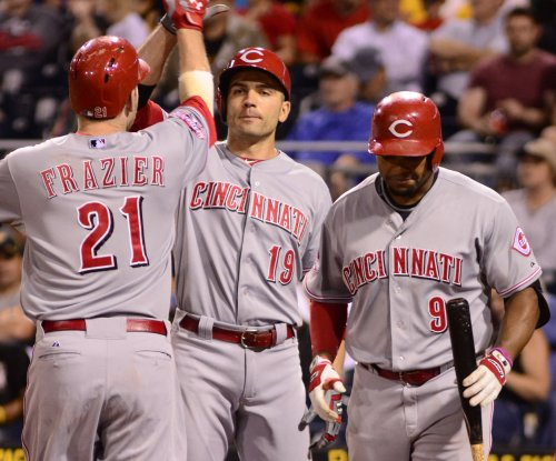 Blowout by Cincinnati Reds adds to St. Louis Cardinals' misery
