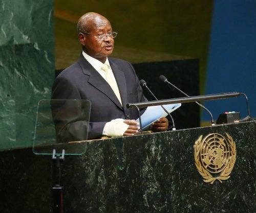 Ugandan President Yoweri Museveni elected to fifth term