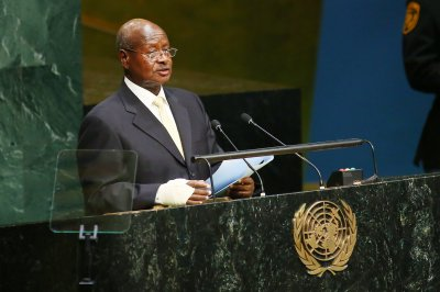 Ugandan President Yoweri Museveni elected to fifth term
