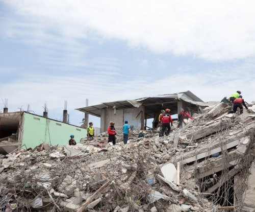 Ecuador earthquake death toll rises to nearly 650