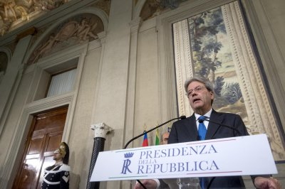 Paolo Gentiloni becomes Italy's prime minister, pledges to form new government