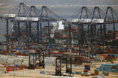 Chinese shipping companies penalized for violating North Korea sanctions
