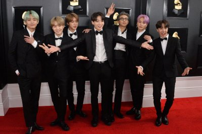 BTS' 'Boy with Luv' ranks 3rd on Spotify's global top 200 chart