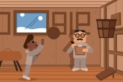 Google honors basketball creator Dr. James Naismith with new Doodle