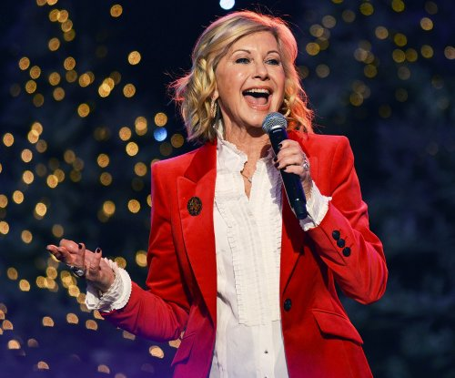 Olivia Newton-John to appear Monday on 'Dancing with the Stars'