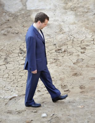 Medvedev: START could be in effect soon