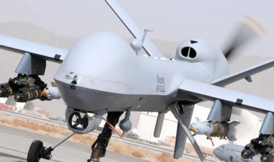 British Reaper UAVs join the fight against Islamic State