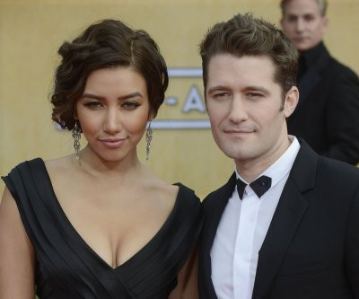 'Glee' star Matthew Morrison weds in Hawaii