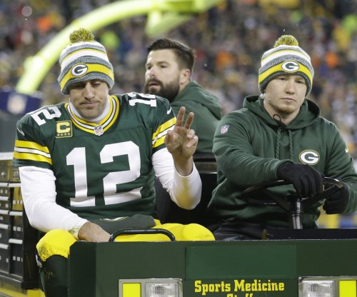 Aaron Rodgers back at practice as Packers prep for Cowboys