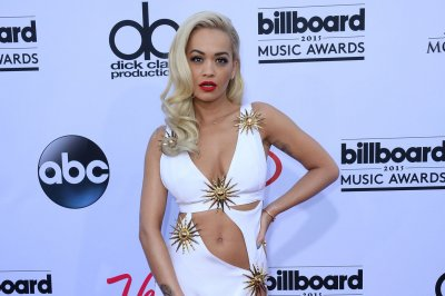 Rita Ora wears daring dress to Billboard Music Awards