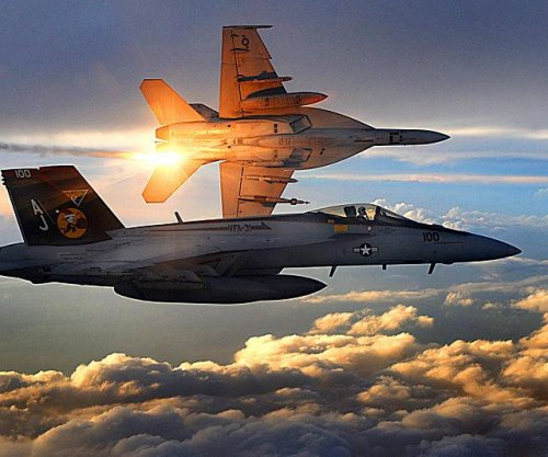 Harris producing more electronic jammers for Navy jets