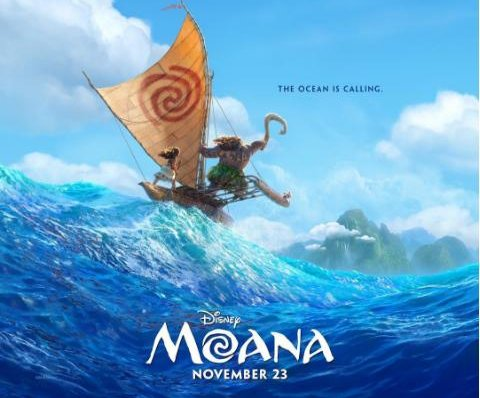 Dwayne Johnson debuts first poster for Disney's 'Moana'