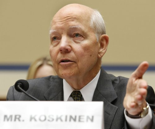 House Oversight Committee censures, condemns IRS commish Koskinen