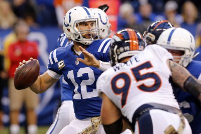 Fantasy Football injury update: Indianapolis Colts QB Andrew Luck at practice