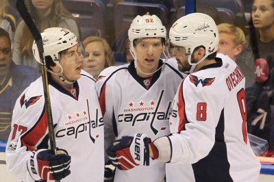 T.J. Oshie, Alex Ovechkin power Washington Capitals past Minnesota Wild